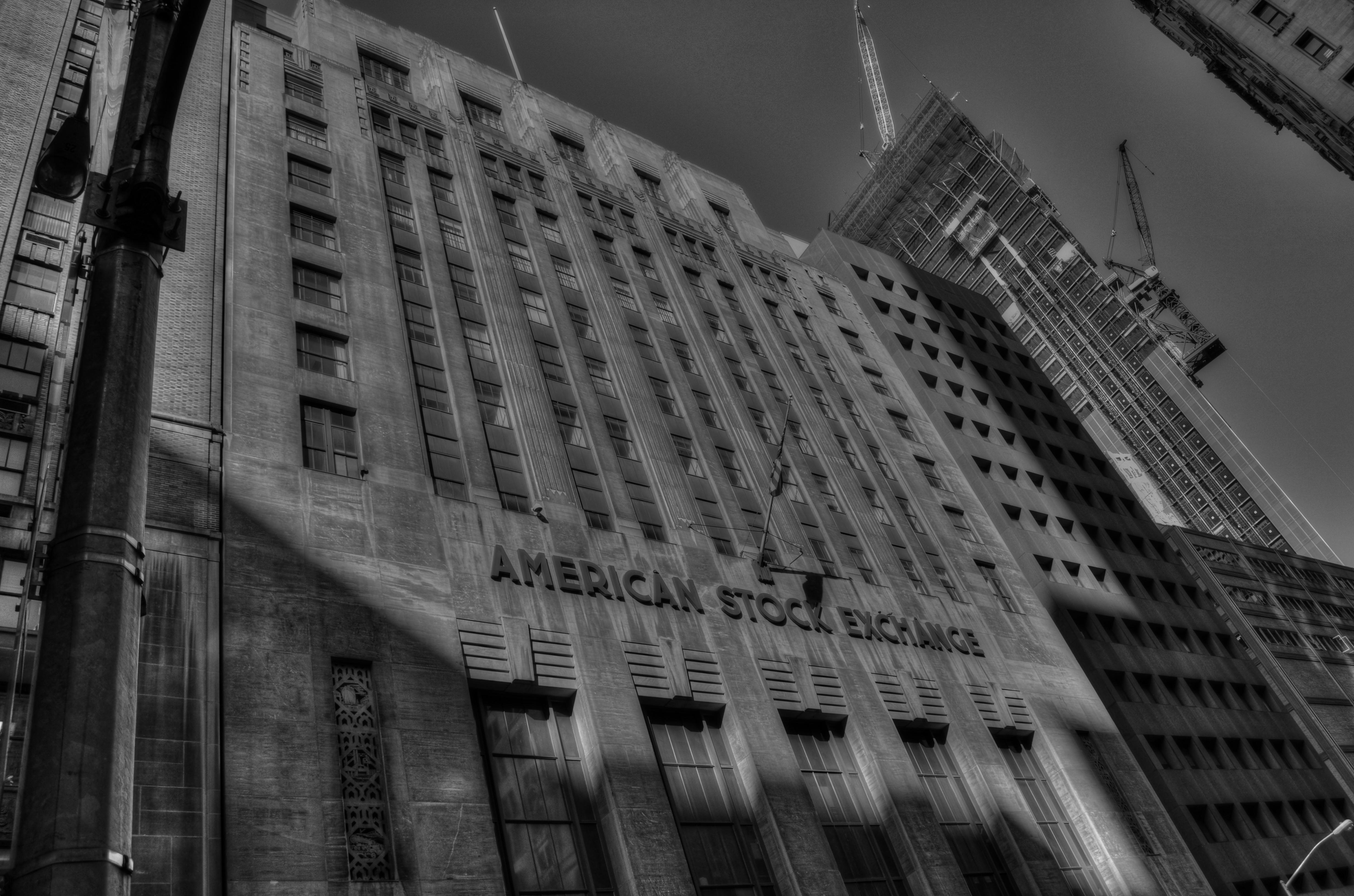 American Stock Exchange Thenormaleye