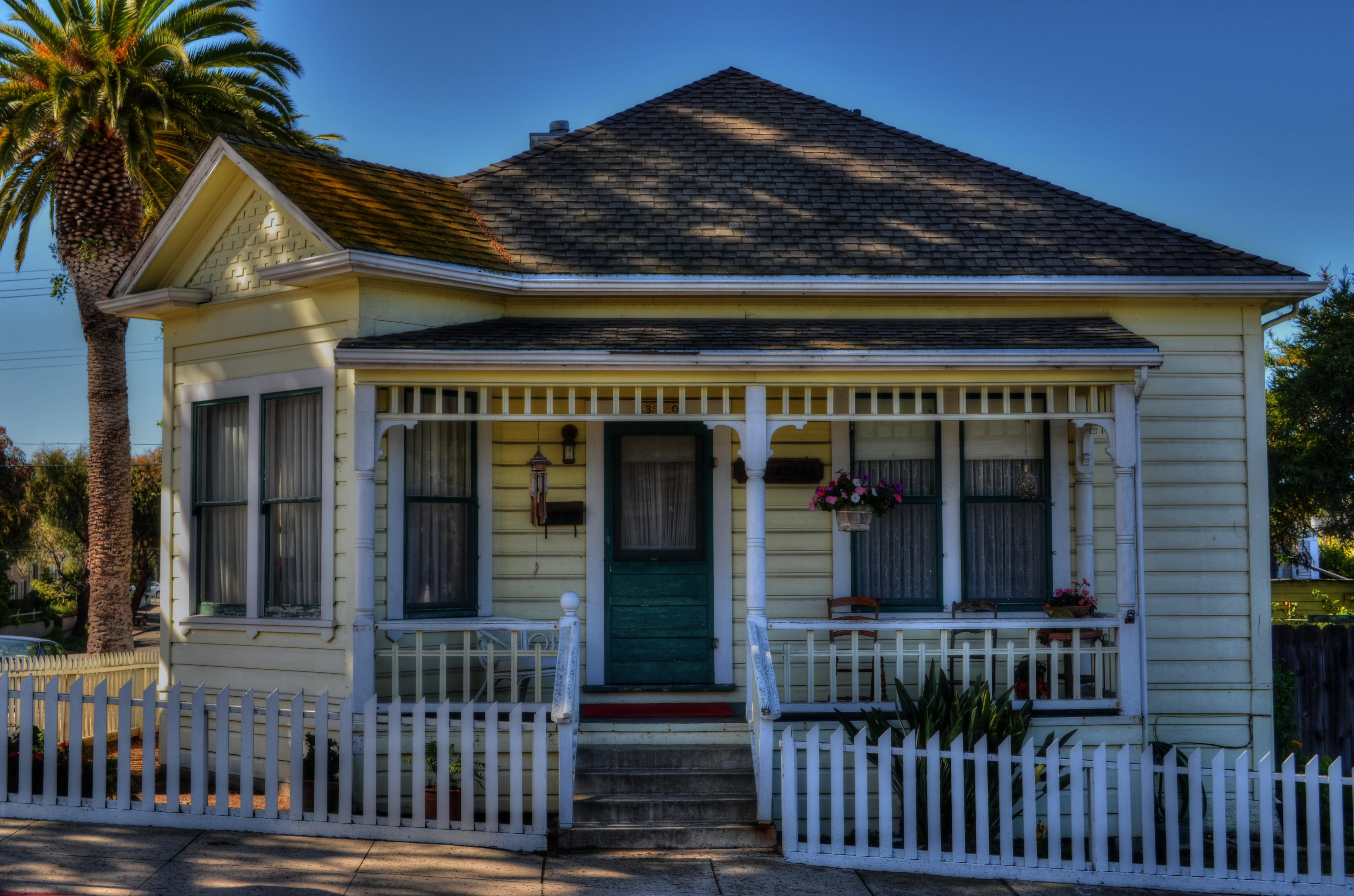 The American Dream, Pacific Grove, California, 2012.
