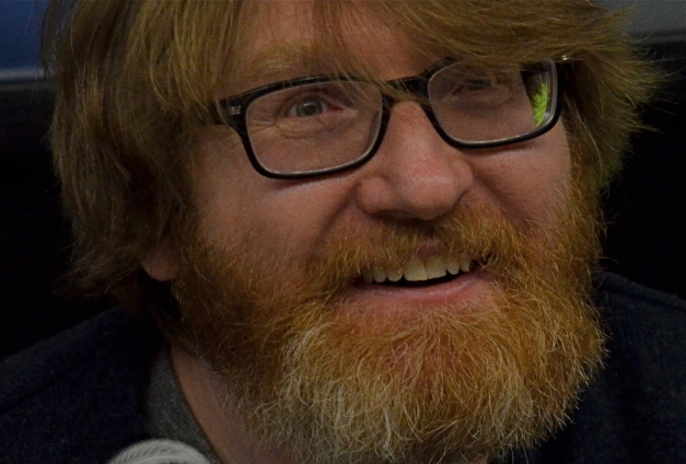 "Culture hero Chuck Klosterman, author of ""Sex, Drugs, and Cocoa Puffs"""