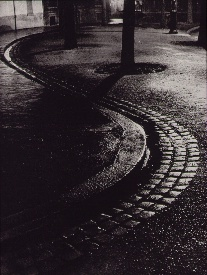 Brassai's world came to light at night.