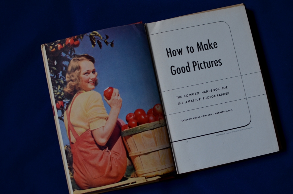 How To Make Good Pictures, 28th Edition (1943-47). From the collection of the author.