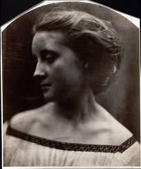 Julia Margaret Cameron, 19th-century self-portrait pioneer, currently on exhibit at the Metropolitan Museum Of Art.