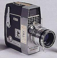 Abraham Zapruder's Bell & Howell Movie Camera.