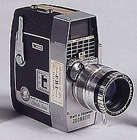 Abraham Zapruder's Bell & Howell Movie Camera.
