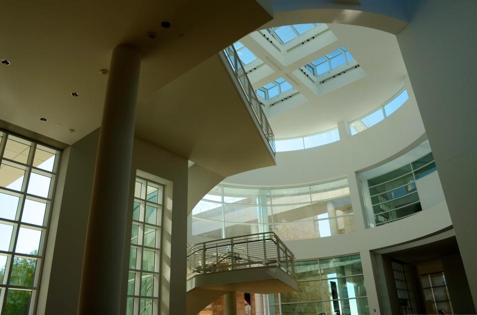 Getty Visitor Center TC