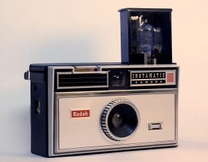 The Kodak Instamatic 100.