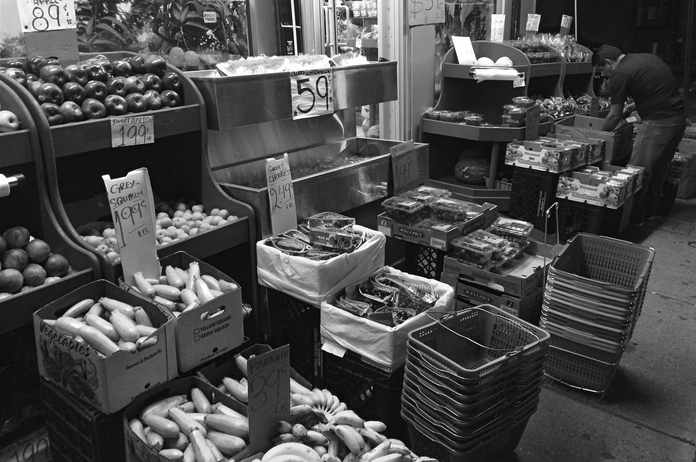 Brooklyn Market, 2014.