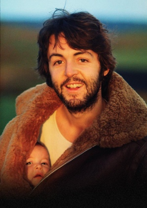 Even if you don't know her work, you know her work. Linda McCartney's classic portrait of her husband and a friend made album art history in 1970.