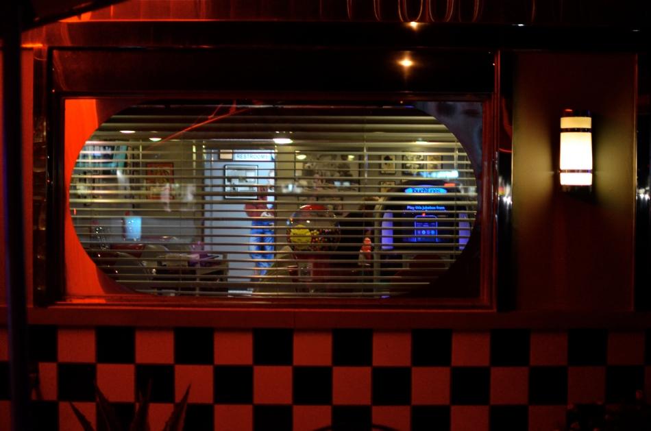 Diner-Vision, 2015.