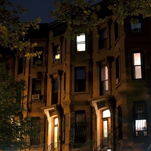 Will energy-efficient streetlighting make your neighborhood look like this....