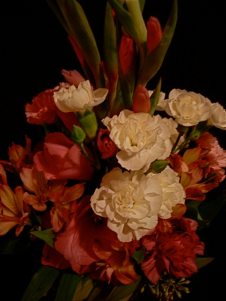 """I have had to change my approach to flowers over a lifetime, and I still don't """"get"""" them in a real way."""