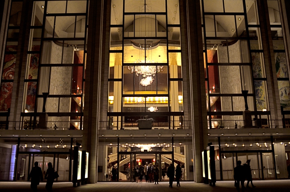 Lincoln Center, 2016