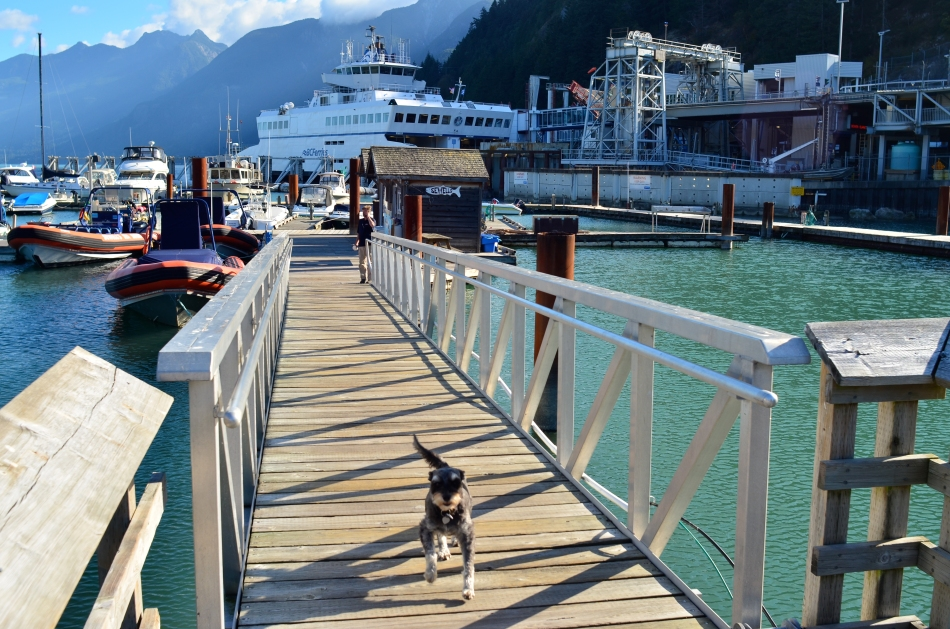 "Horseshoe Bay, BC. The standard ""post-card"" scenic viewpoint."