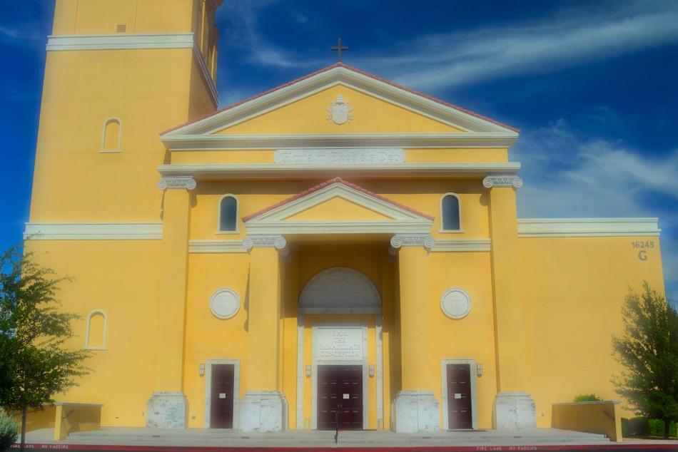 St. Bernadette's EF